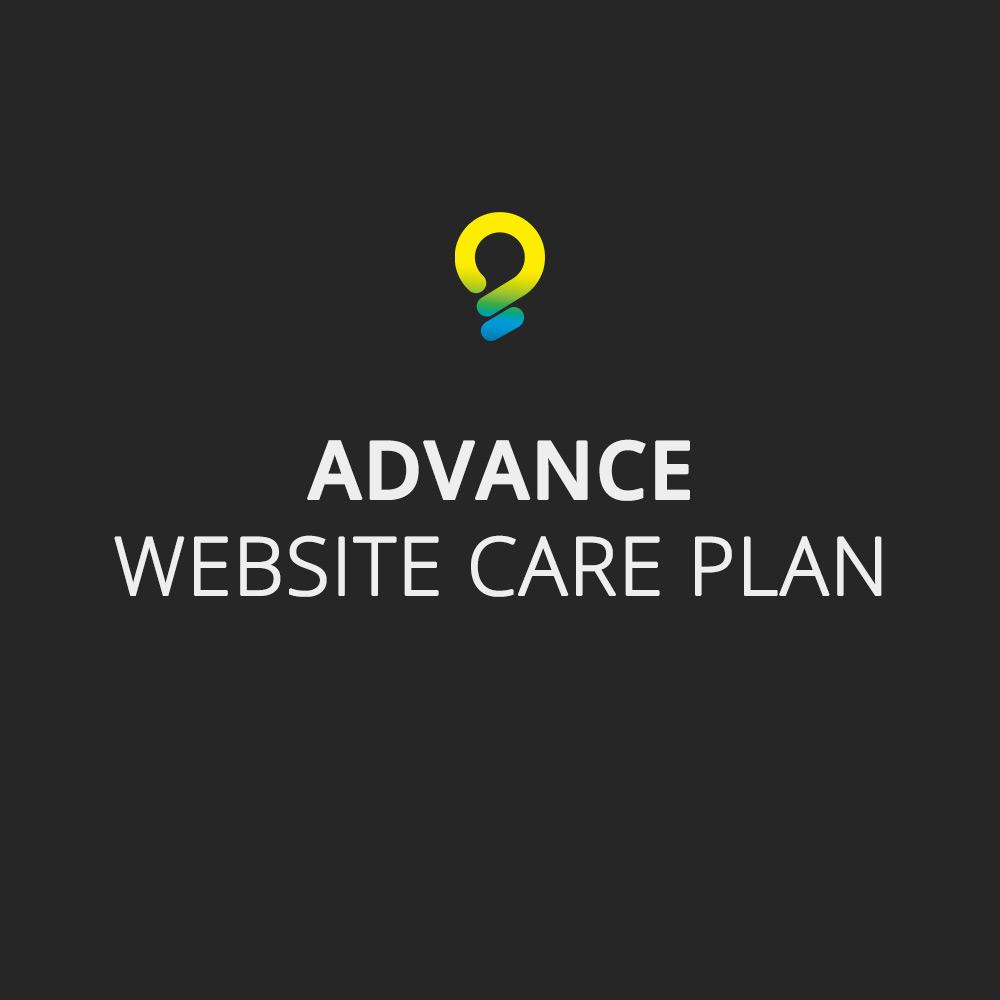 Advance care plan - website maintenance package