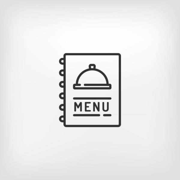 Custom Menu Design