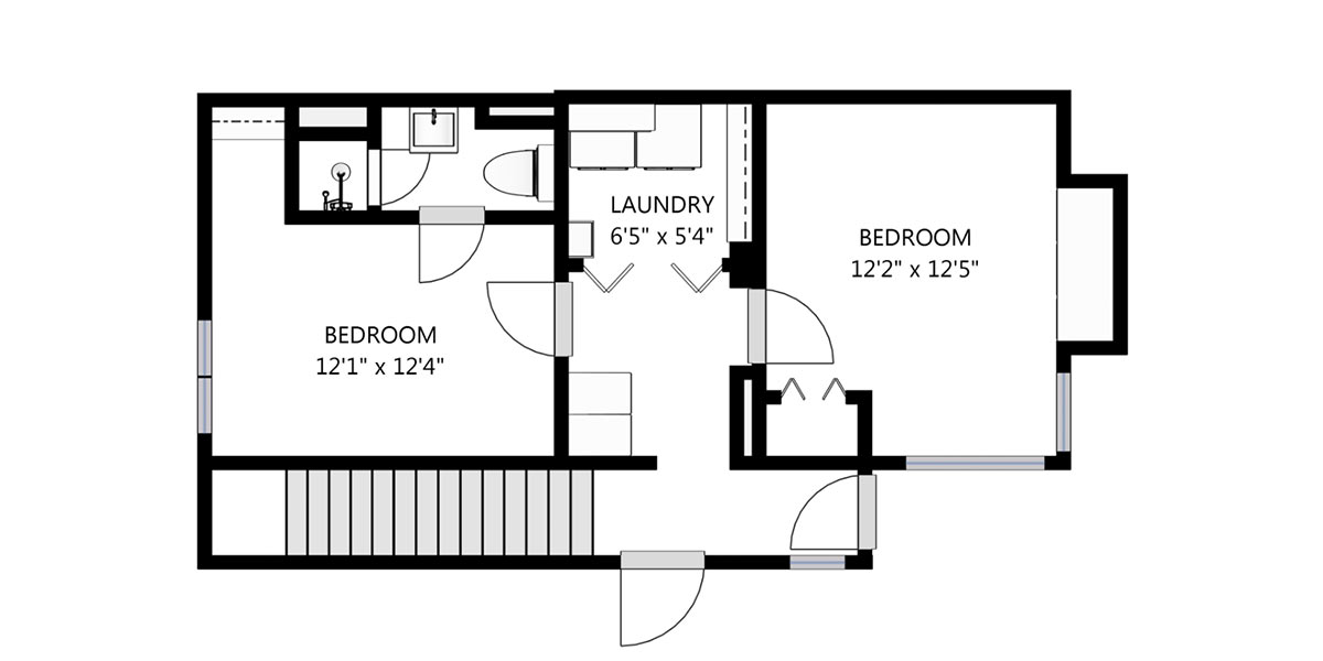 Floorplan view - 3D Virtual Tour