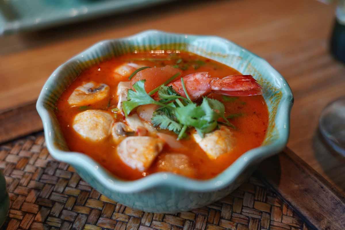 Thai-Herb Kitchen